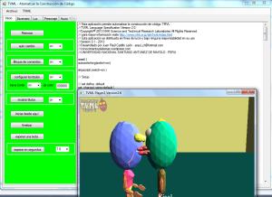 aplicación que automatiza   el lenguaje TVML